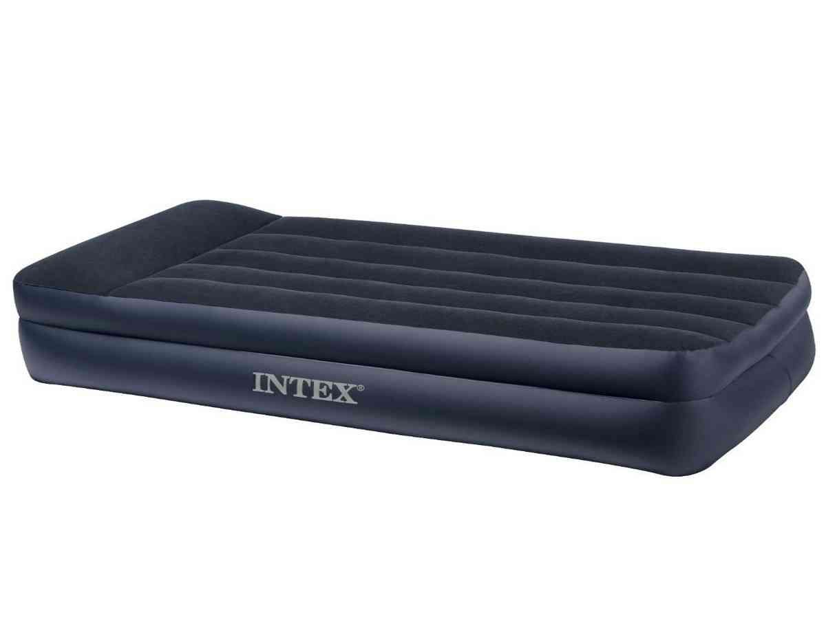 Air Cloud Raised King Size Air Bed With Remote