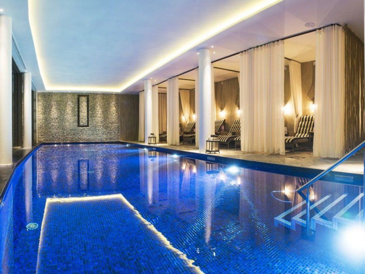 Best spas in the uk from log fired hot tubs to salt scrub showers