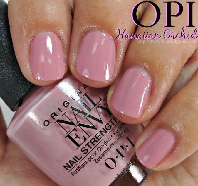 OPI Nail Envy Colors Nail Polish   Pinterest   Opi nail envy, Nail ...