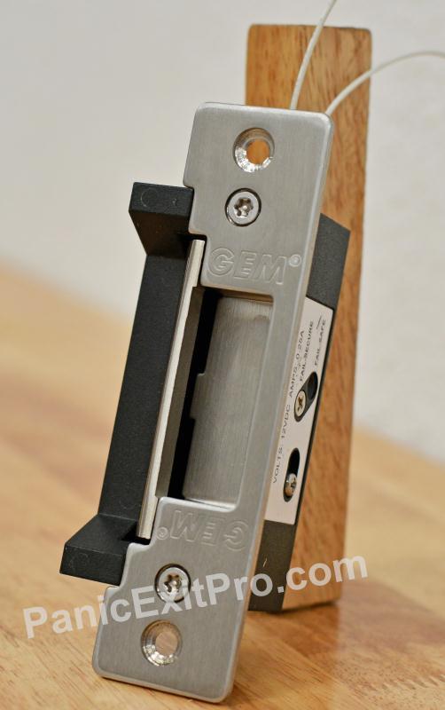 Sentry E Labs Electric Strike For Metal Door Frame Sel 300 Fail Secure Panicexitpro Com In 2020 Metal Door Door Frame Automatic Door Opener