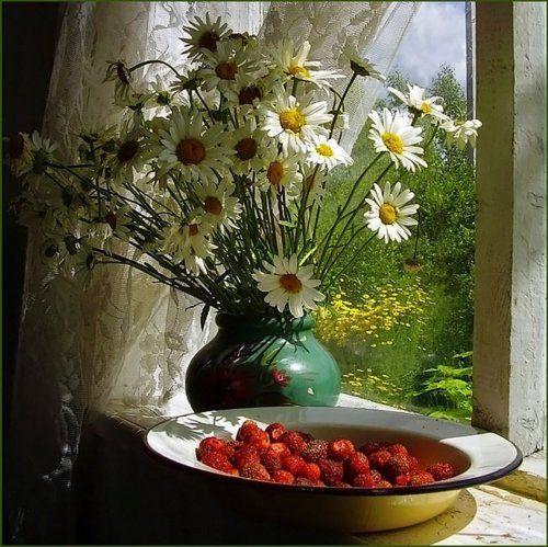 Freue dich deines Lebens und bringe die Ernte rein:)