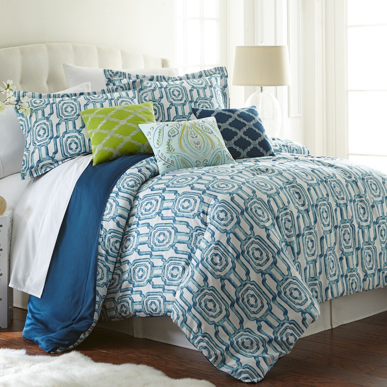 Amraupur Overseas Edna Cotton 6 Piece Comforter Set Products