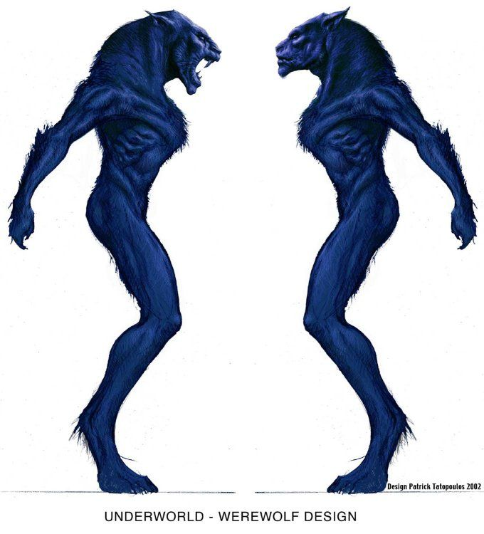 Underworld lycans blueprint werewolves pinterest underworld underworld lycans blueprint malvernweather