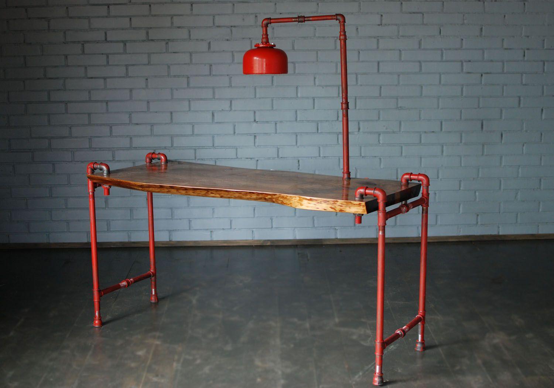 """Стол письменный """"Red Light"""" в магазине «The Sarai» на Ламбада-маркете"""