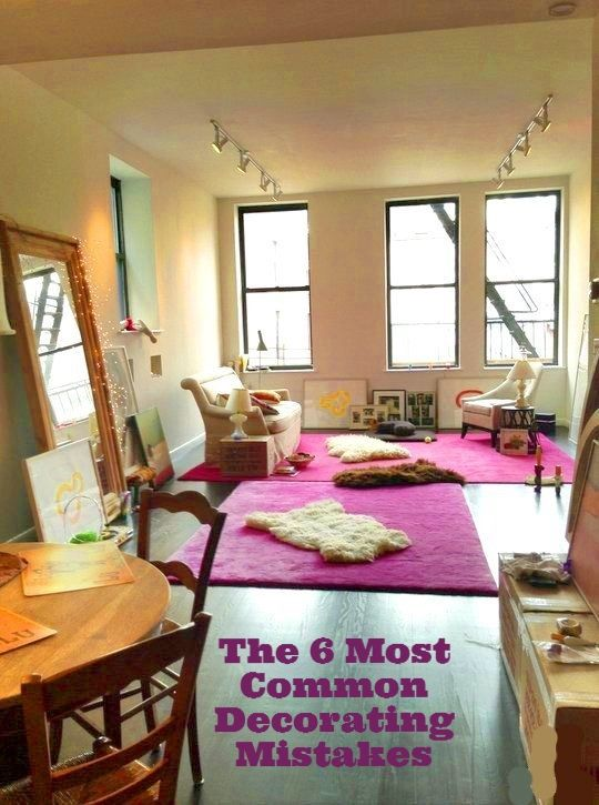 Do you know the six most common decorating mistakes apartment therapyapartment