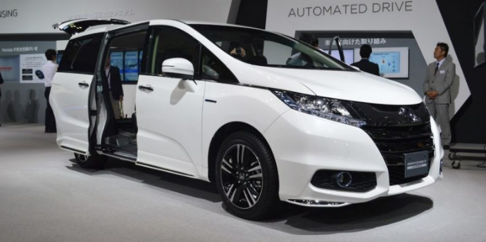 2020 Honda Odyssey Changes Colors Release Date Price Mobil