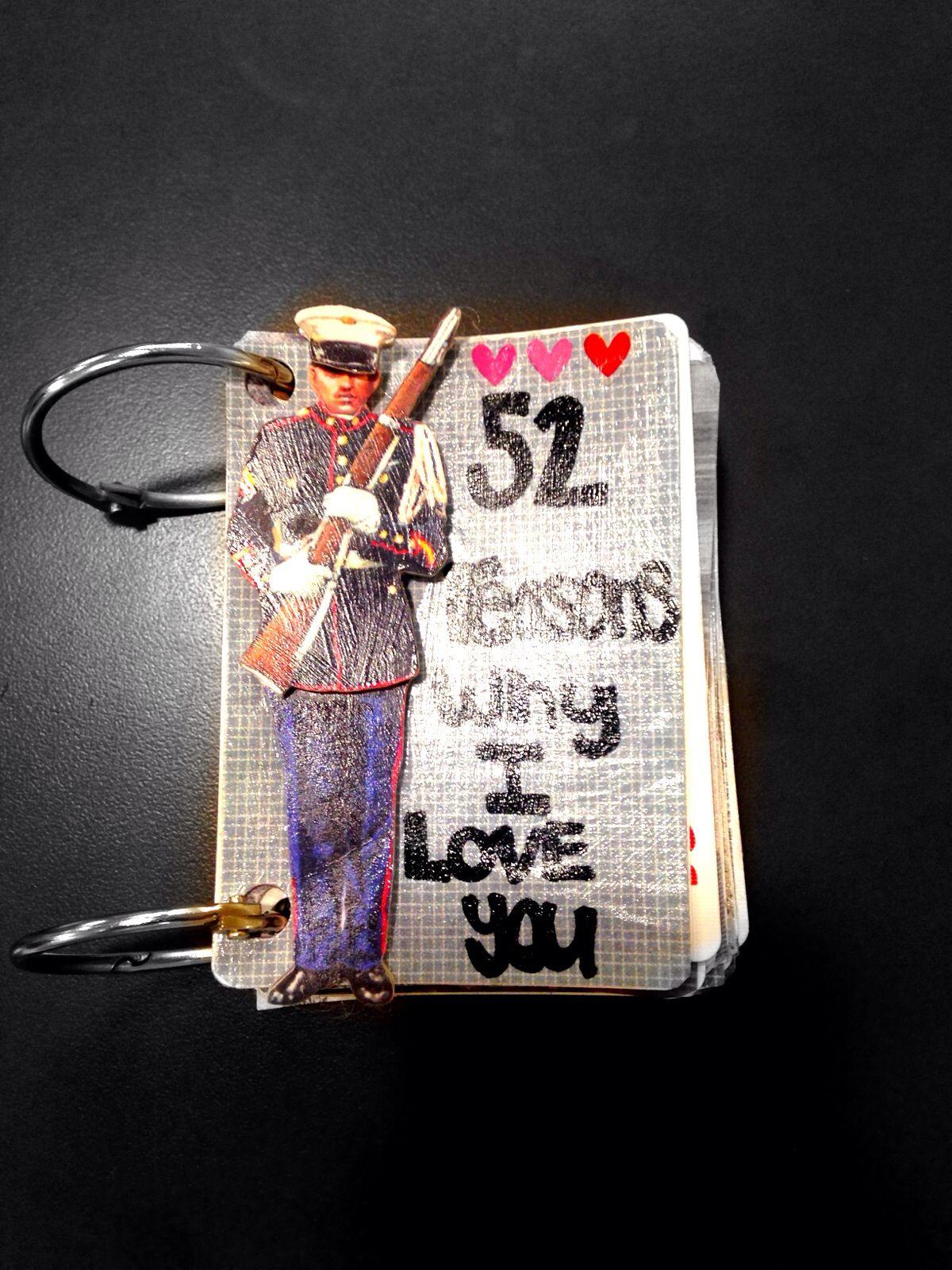 Christmas Gift For Marine Boyfriend