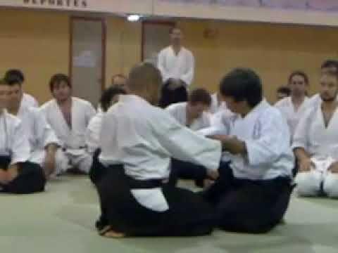 Curso de Matsuoka Sensei en Sevilla (10-10-09) - YouTube