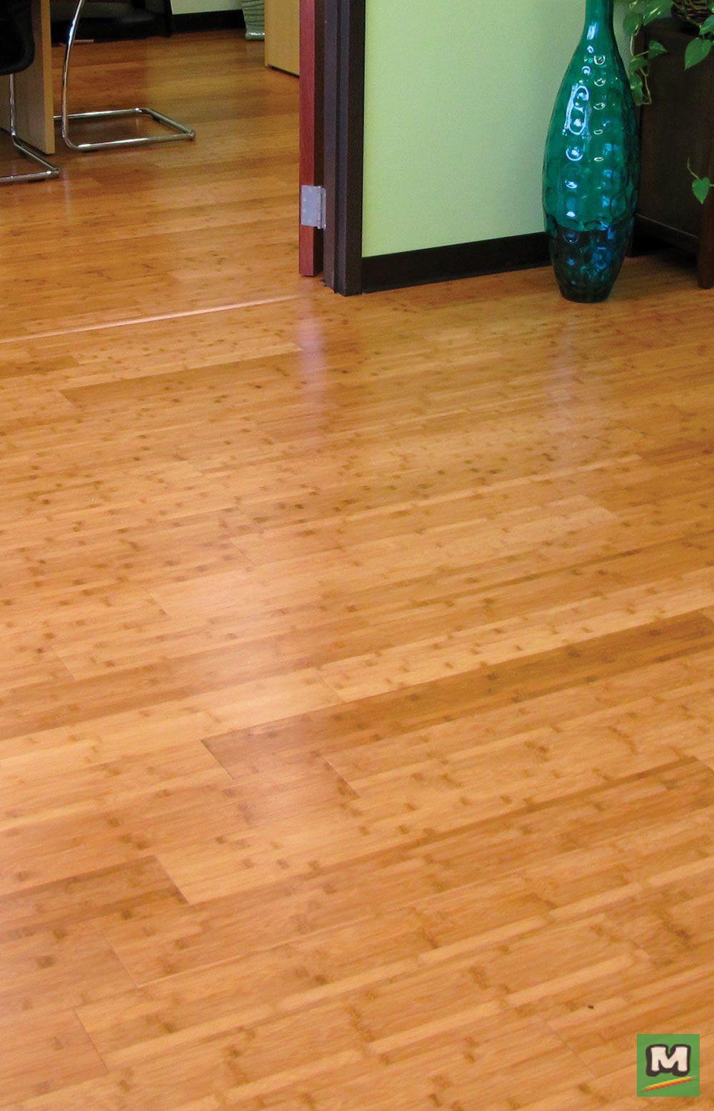 Floors Of Distinction 3 8 X 5 Honey Bamboo Engineered Hardwood Flooring Offers Ease Of Installation And Lasting B Flooring Hardwood Floors Engineered Hardwood