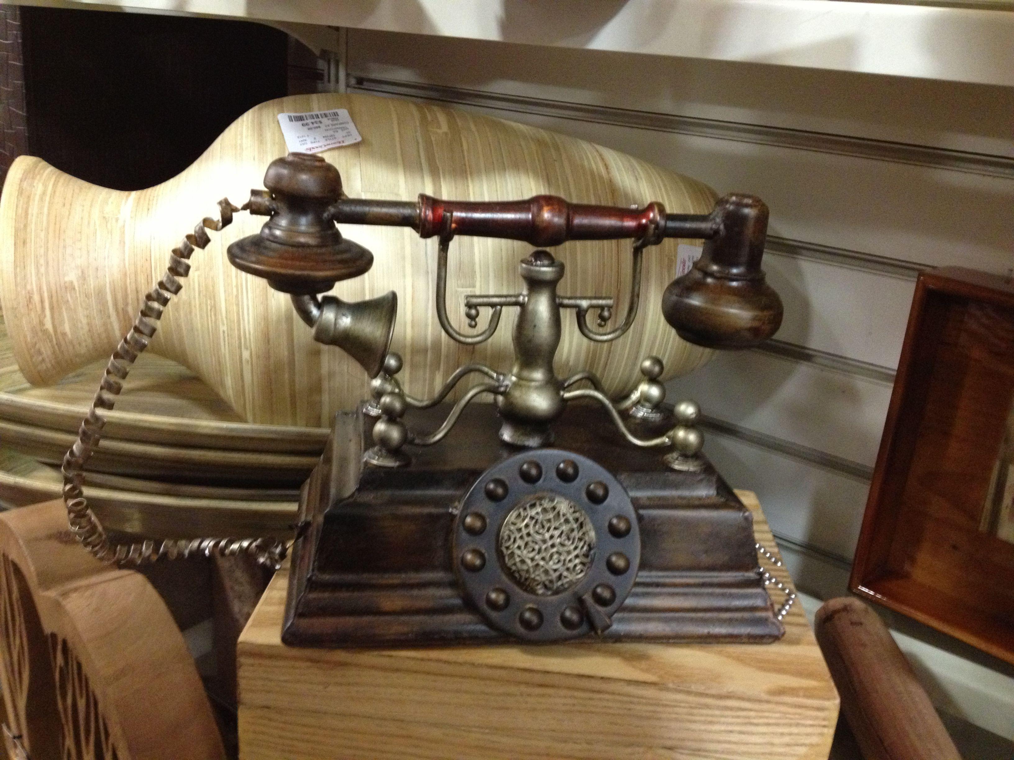 Anitique Phone @ HomeGoods