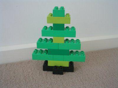 duplo large christmas tree duplo lego christmas tree. Black Bedroom Furniture Sets. Home Design Ideas