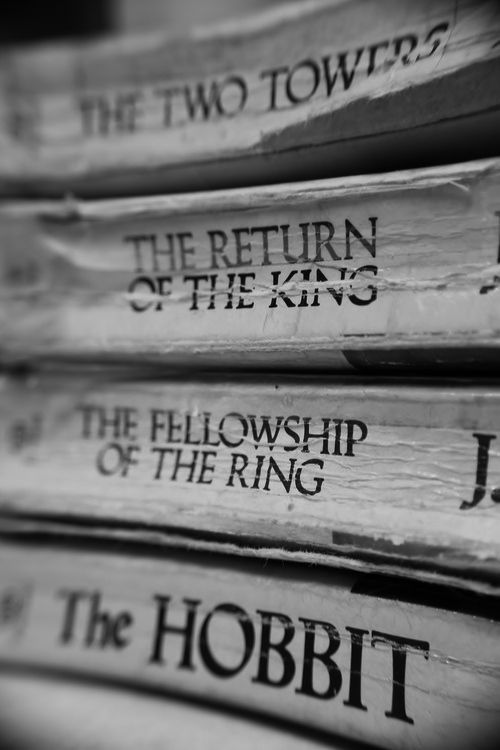 I read The Hobbit every year. Like clockwork, every January I pick up my favorite book and I read it. It's so appropriate! The book is about an unexpected adventure. What better time of year to...