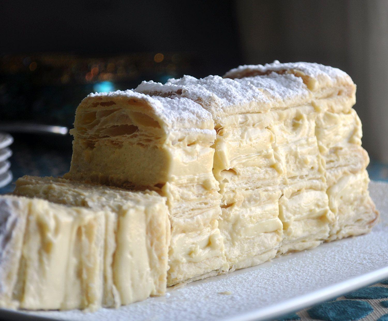 Napoleon Dessert | {BEST} French Pastry