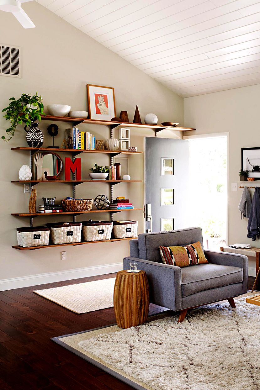 19 Creative Storage Ideas To Solve Your Small Space Problem