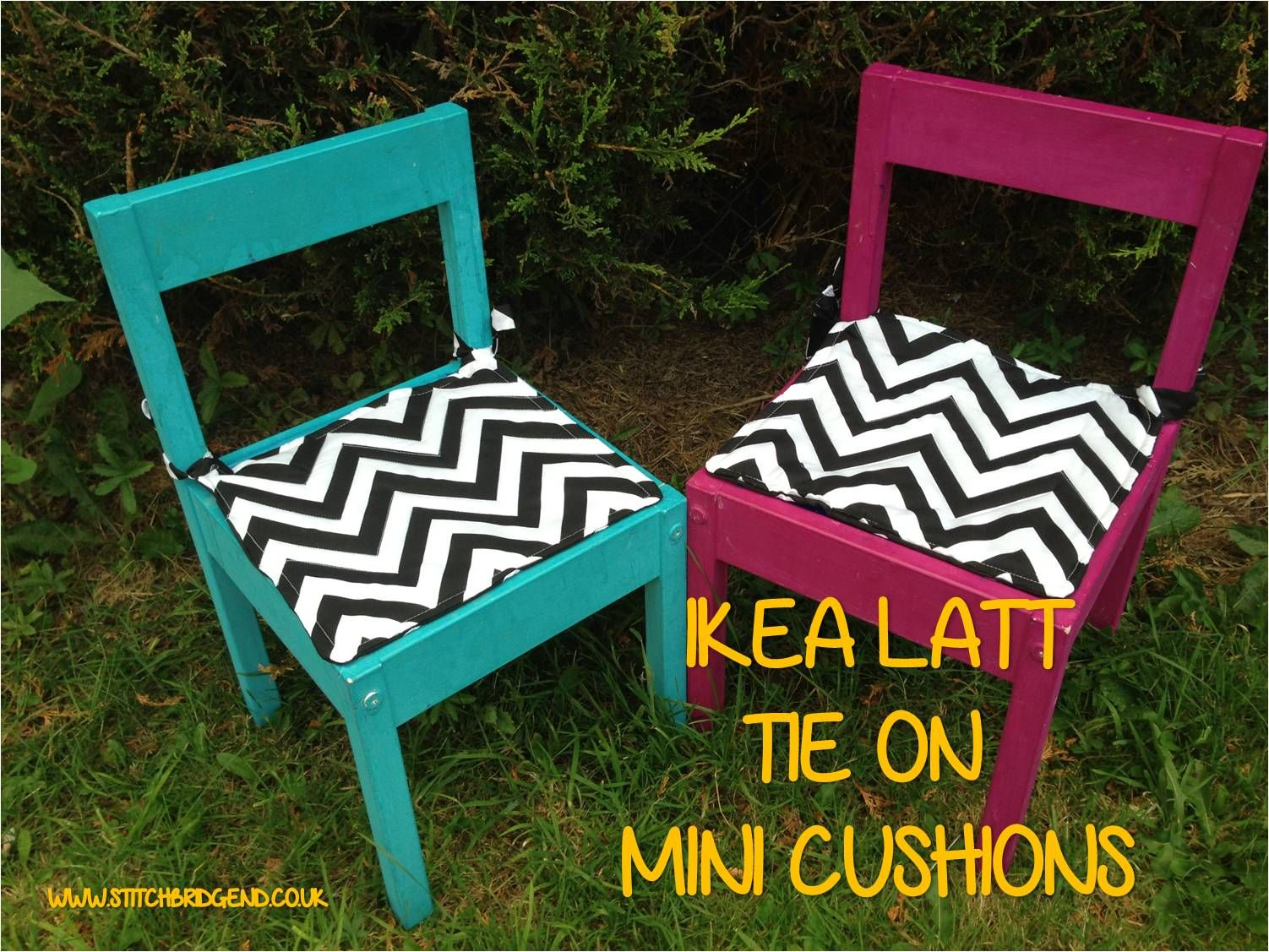 Ikea kids table and chairs - Ikea Latt Chair Cushions Diy Super Easy Quilted Cushions For Kids Free