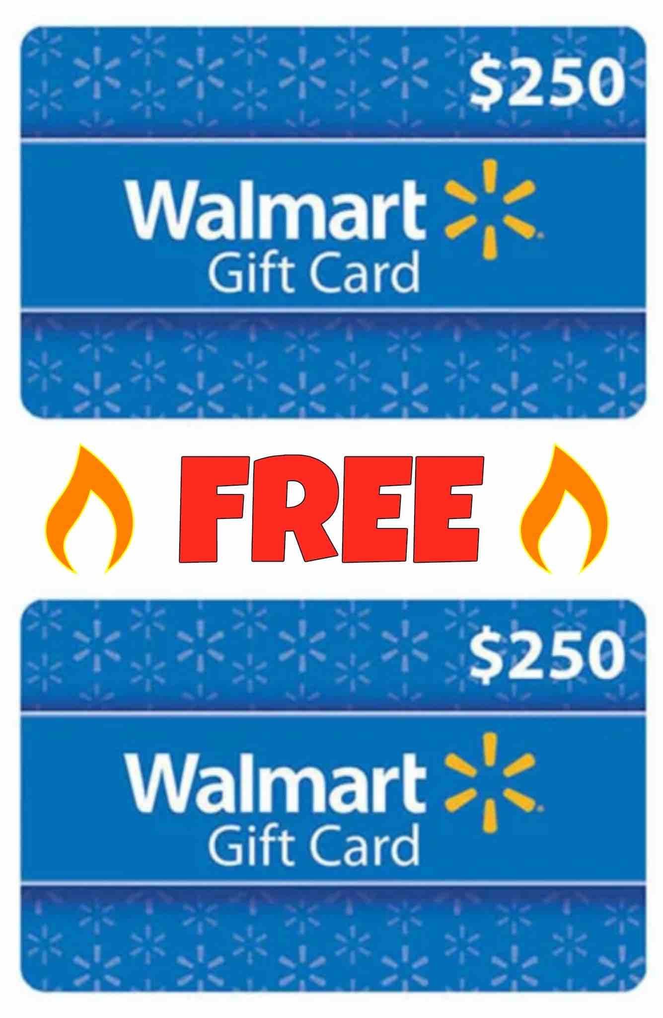 What Would You Do With A 250 Walmart Gift Card Mojosavings Com Walmart Gift Cards Walmart Card Best Gift Cards