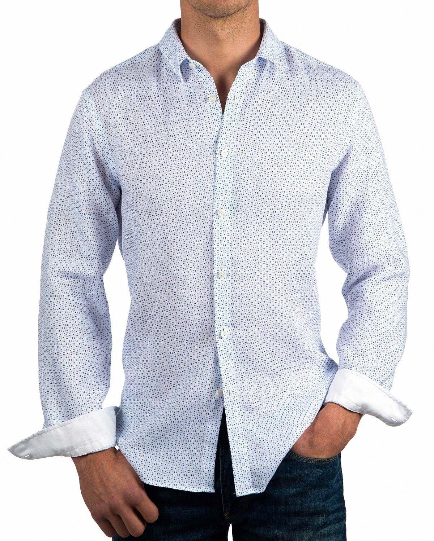 5256ad804b Camisas Hugo Boss ® Blancas - Bustai