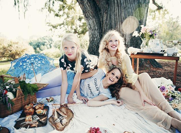 Wildfox Couture Royal Romance Summer 2014 Lookbook #fashion #cool