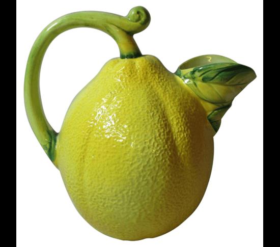 Jarra para limonada.