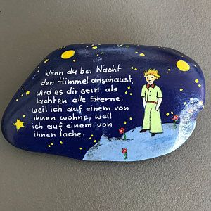 5 hand-painted stones 5-6 cm, thank you stones, name stones, wish stones, gift painted pebbles, promotional gift colorfulpainted stones #steinebemalengarten