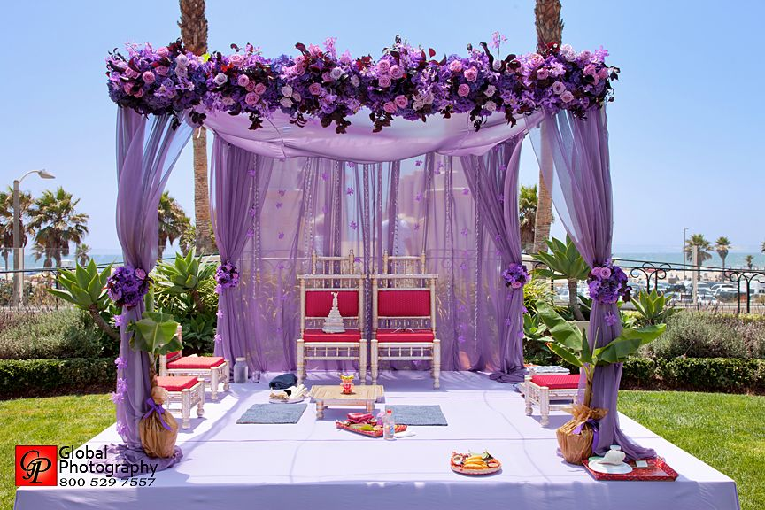Image result for beautiful mandap