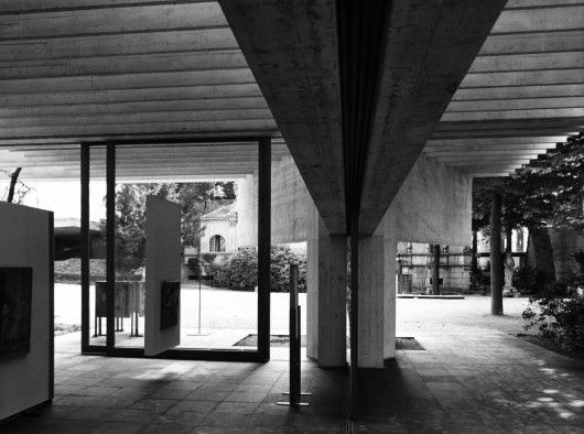 Sverre Fehn S Drawings For Venice S Nordic Pavilion To Be Exhibited In Oslo Architecture Elevation Architecture Stairs Architecture