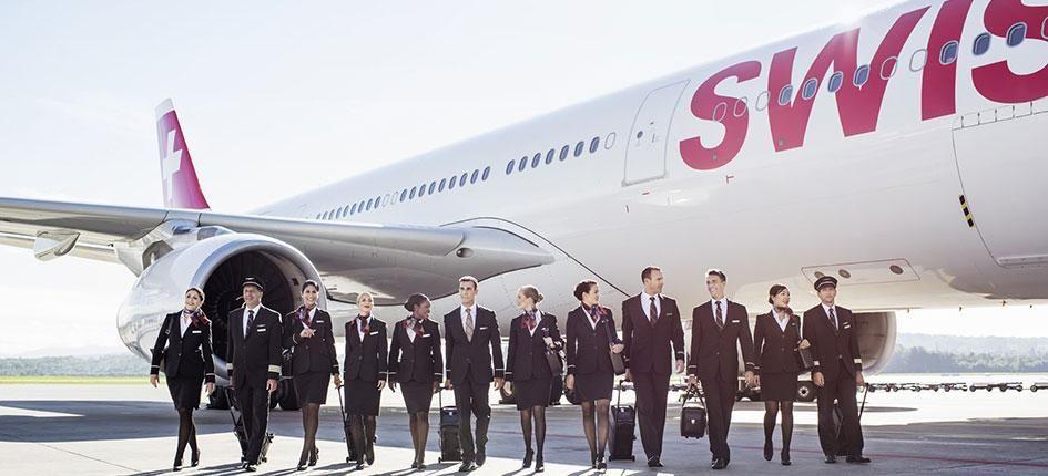 How to check swiss international air lines pnr status