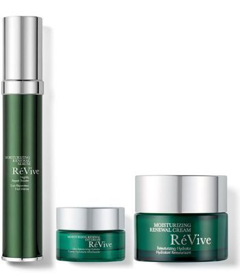 Renewal Revitalizing Collection Cleanser And Toner Revive Skincare Anti Aging Essential