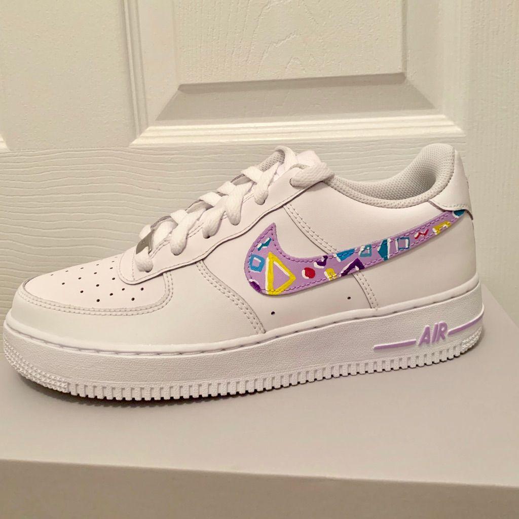 Förderung Nike Air Force One Schuhe