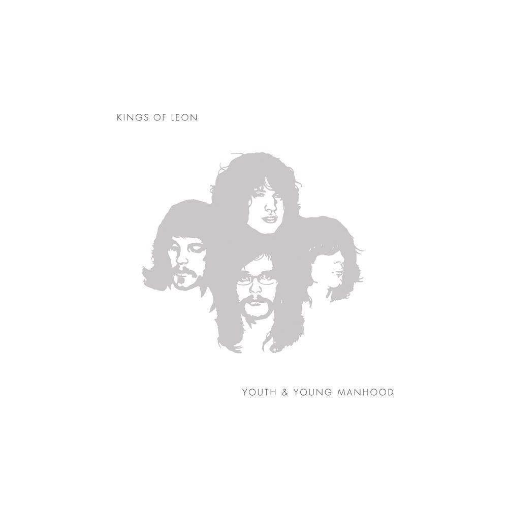 Kings Of Leon Youth And Young Manhood Vinyl Kings Of Leon Album Art Album Cover Art
