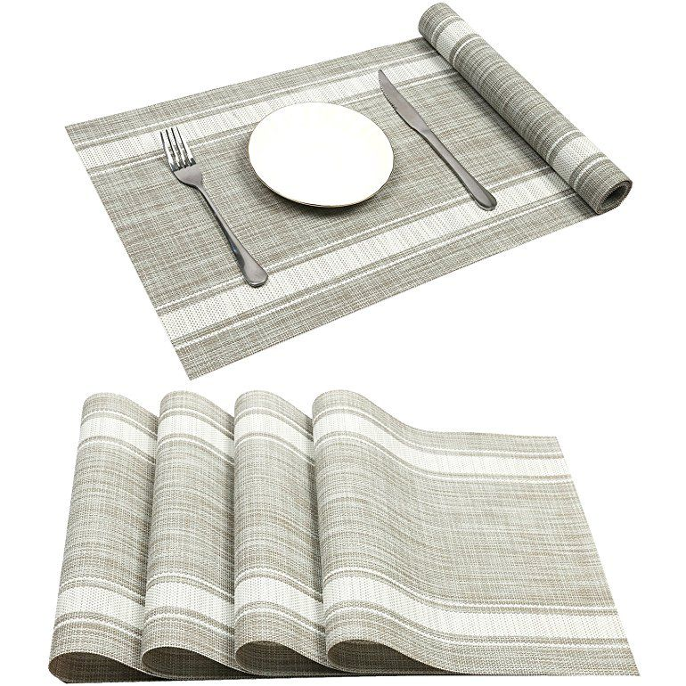Placemats and table runner Place Mats sets