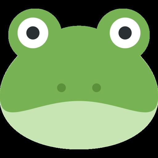 Coffee Frog Emoji