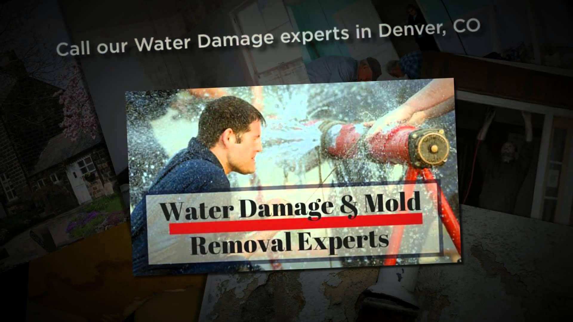 Denver Water Damage Restoration Call 551 227 3001 Or Http