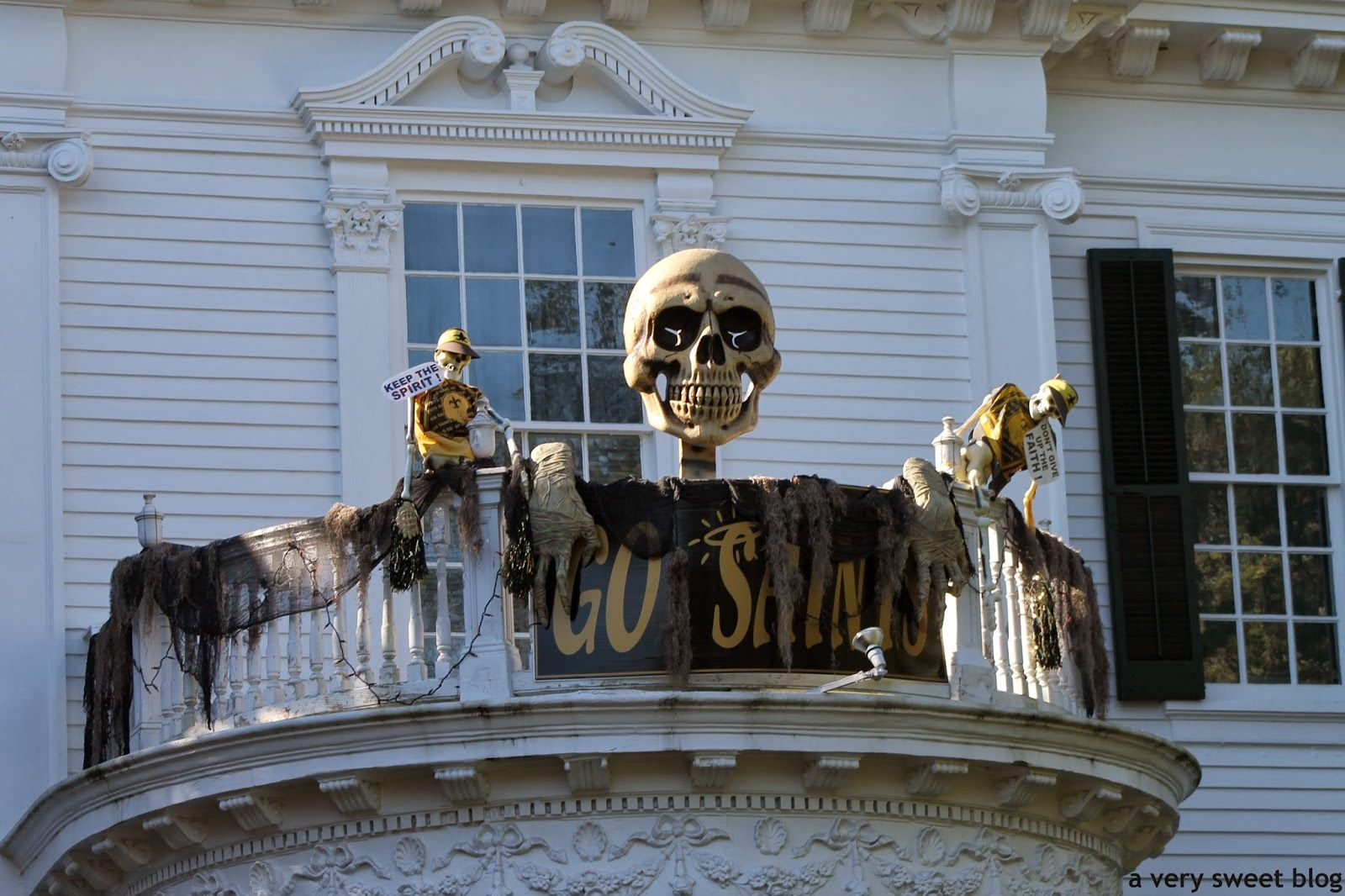 bone house new orleans halloween - Bing images