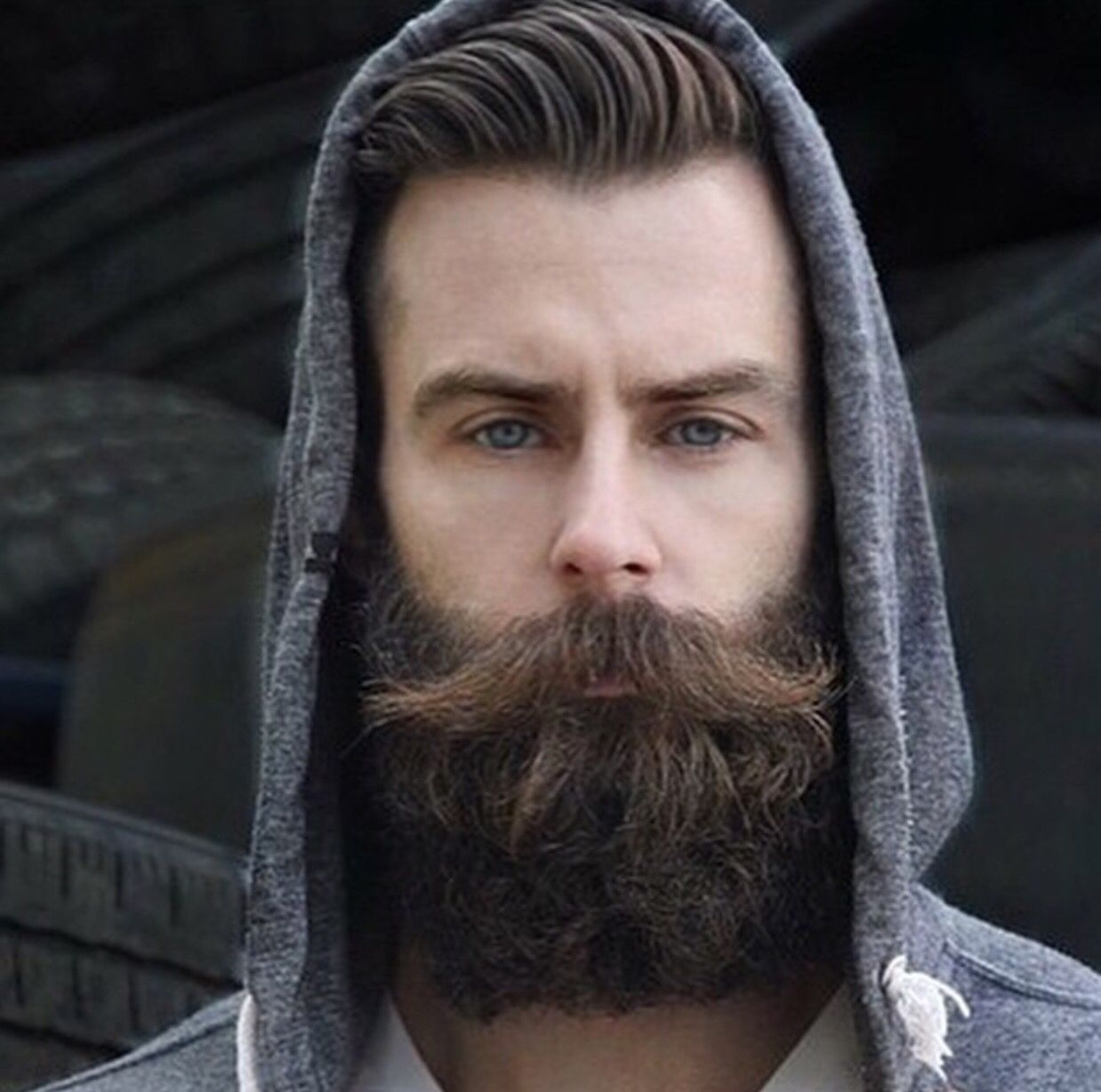 Oblong face haircut men thebeardapostle  suave  pinterest  beard styles epic beard