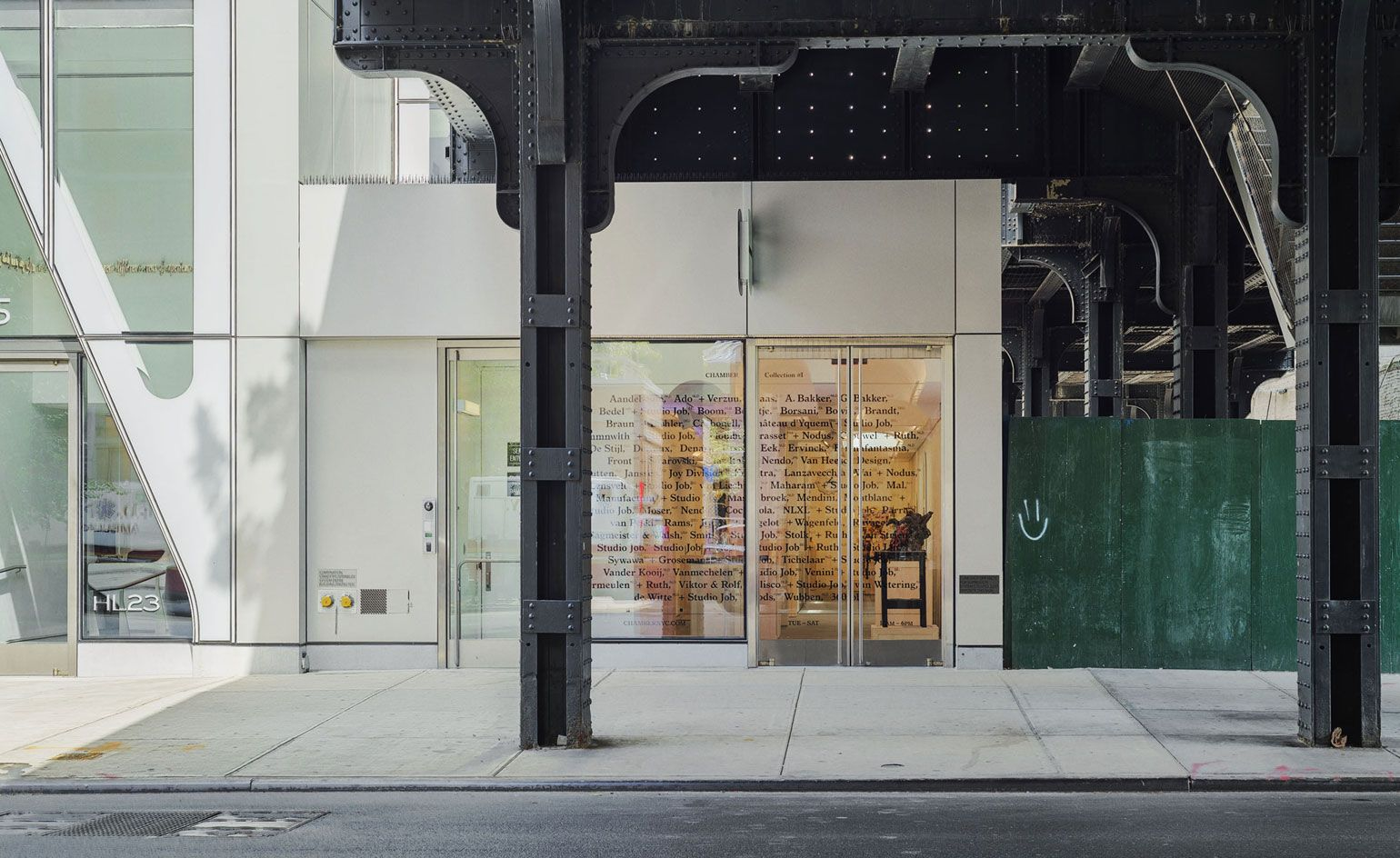 Manhattan's new gallery boutique Chamber gets a boost from