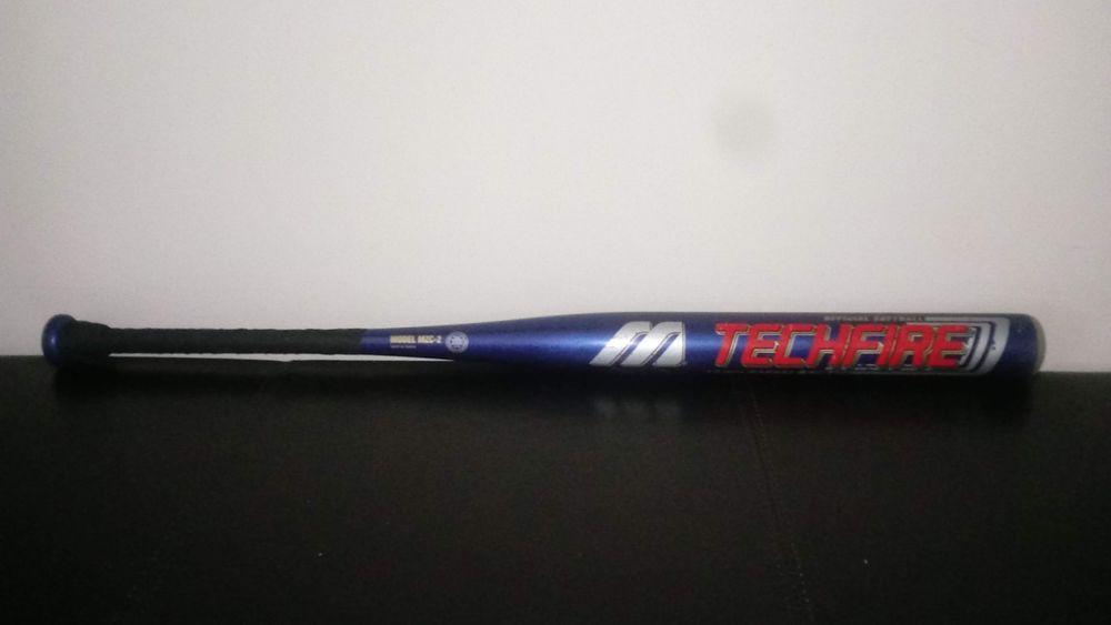 Mizuno Techfire Rage 34in 26oz Asa Slowpitch Softball Bat Rare Ebay Link Slowpitch Softball Bats Softball Bats Bat