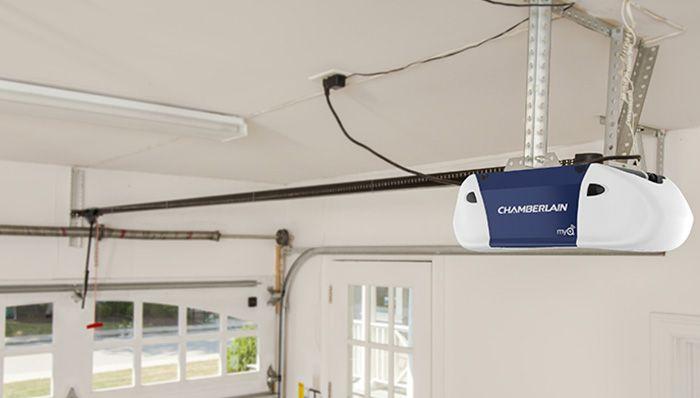 How To Install Chamberlain Garage Door Opener