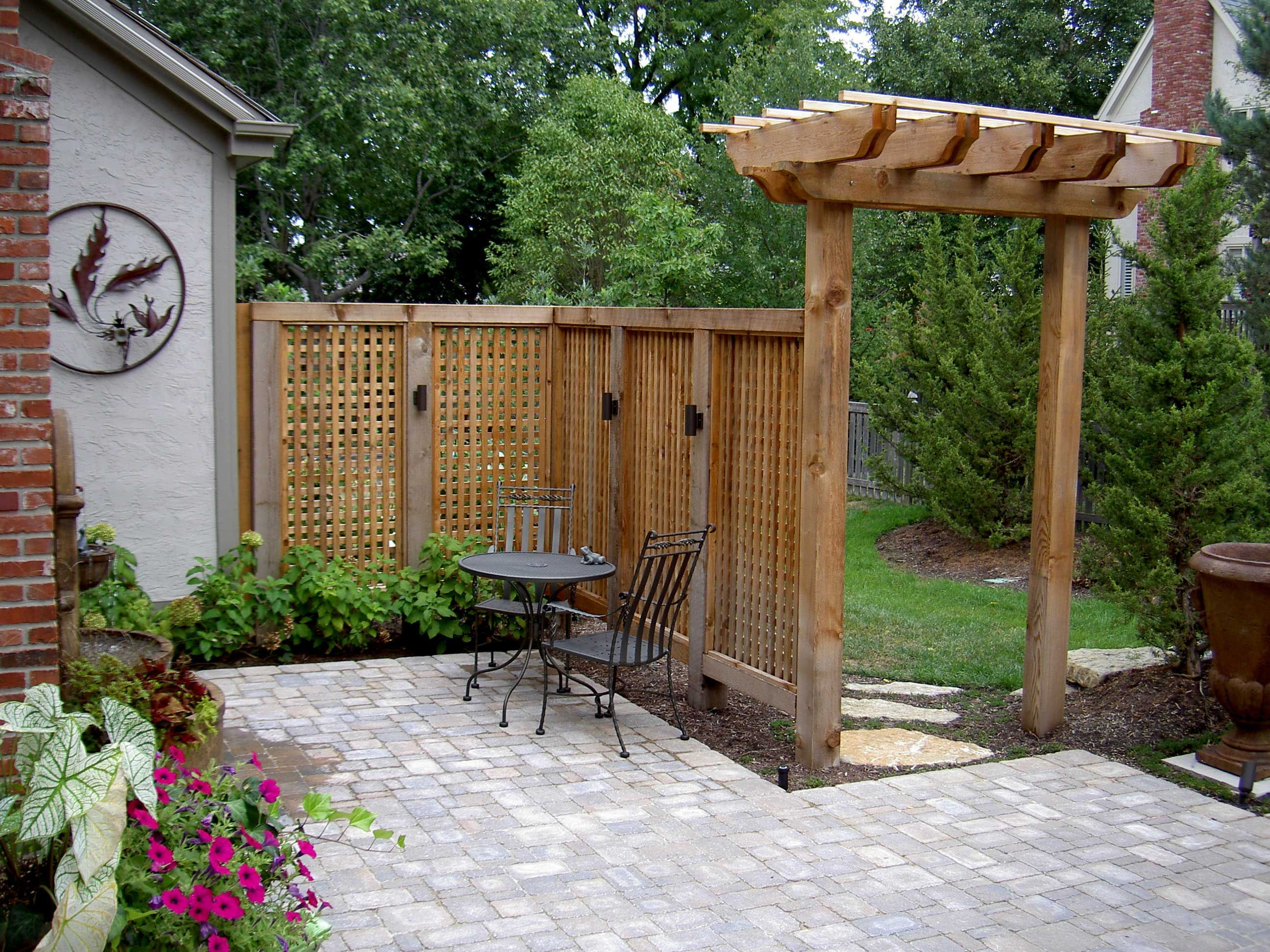 Designing Lovely Arbors & Pergolas for Your Kansas City Home | BACK ...
