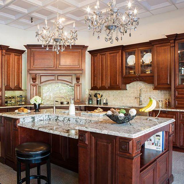 J5 Mahogany Maple Kitchen Cabinets Bathroom Cabinets Florida