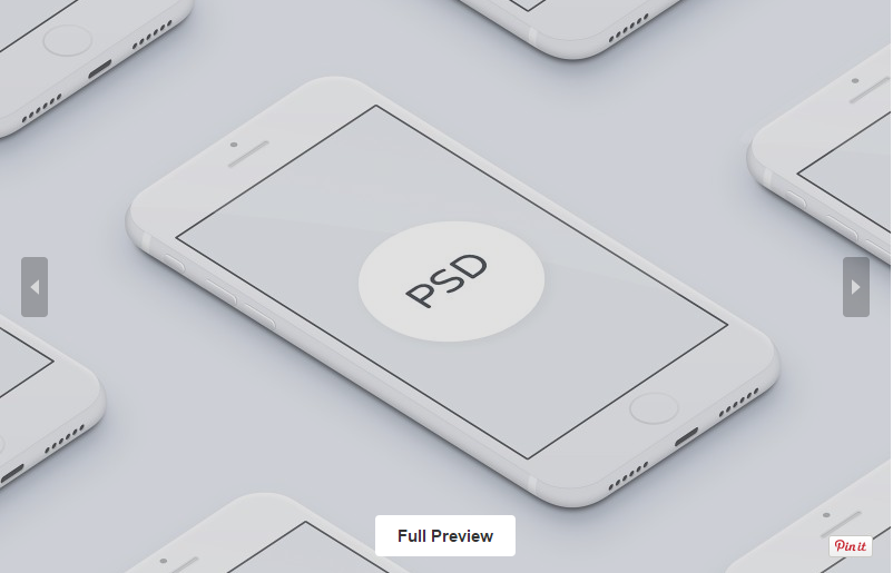 Download 3d White Free Iphone Mockup Iphone Mockup Mobile App Interface App User Interface