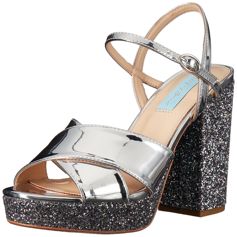 3e0ca97d2fbbe9 Women s SB-Ollie Platform Dress Sandal - Silver Metallic ...