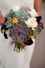 Bilderesultat for succulent bouquet