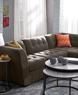 Roxanne Fabric Modular Living Room Furniture Collection Created Glamorous Living Room Furniture Near Me Decorating Inspiration