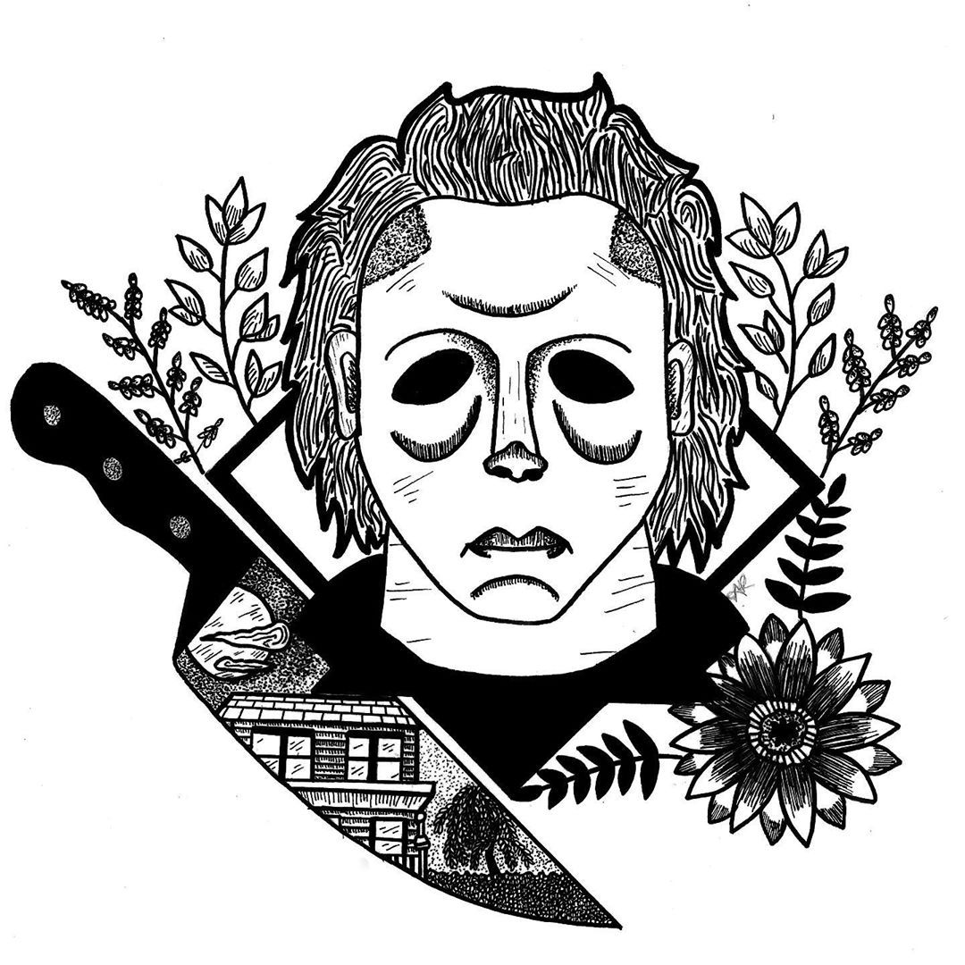 Coloring Pages Halloween Mike Maryes - pietercabe