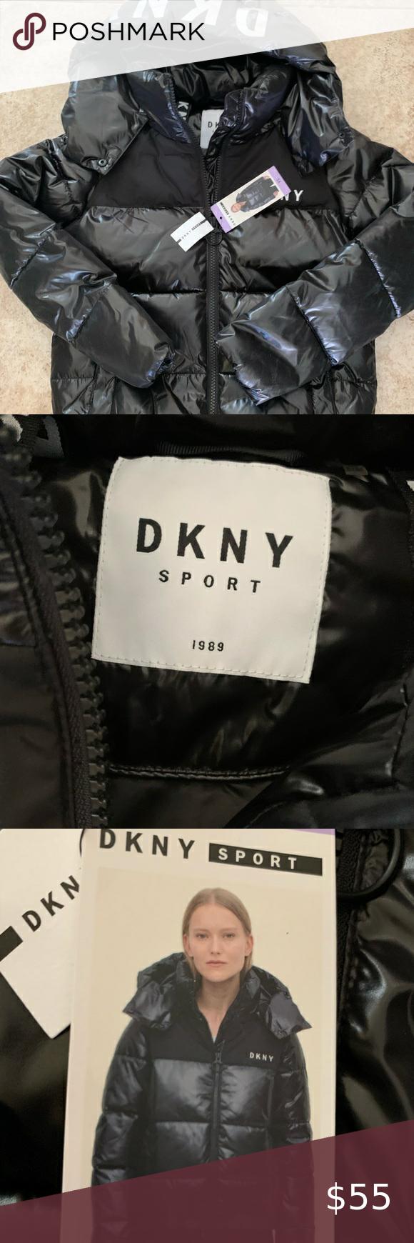Dkny Women S Jacket New New Puffer Dkny Sport New With Tags Size Xs Dkny Jackets Coats Puffers Dkny Jackets Jackets For Women [ 1740 x 580 Pixel ]