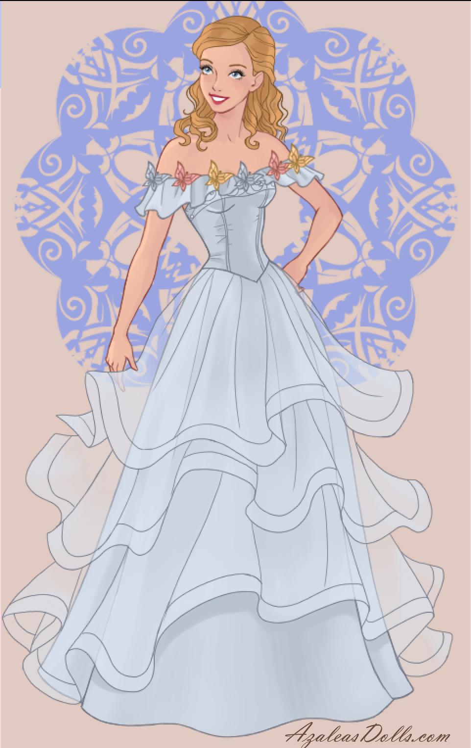 Wedding Dress Designers Game.Cinderella Live Action Version In Wedding Dress Design Dress Up Game