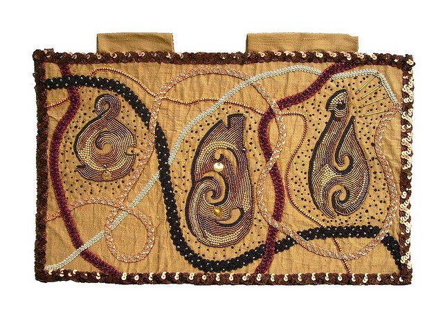 Maori symbols by Karen Cattoire, via Flickr