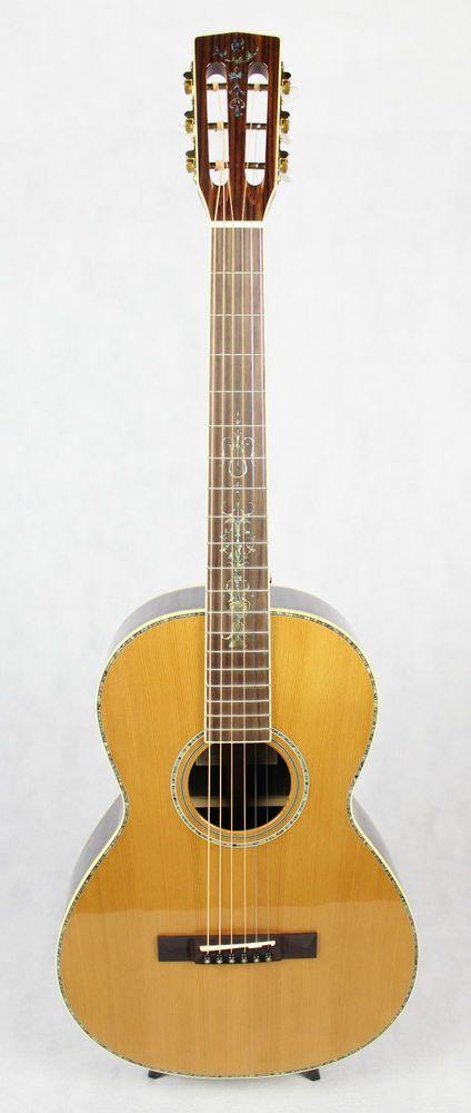 Electro Acoustic Guitar Cort L1200p Natural
