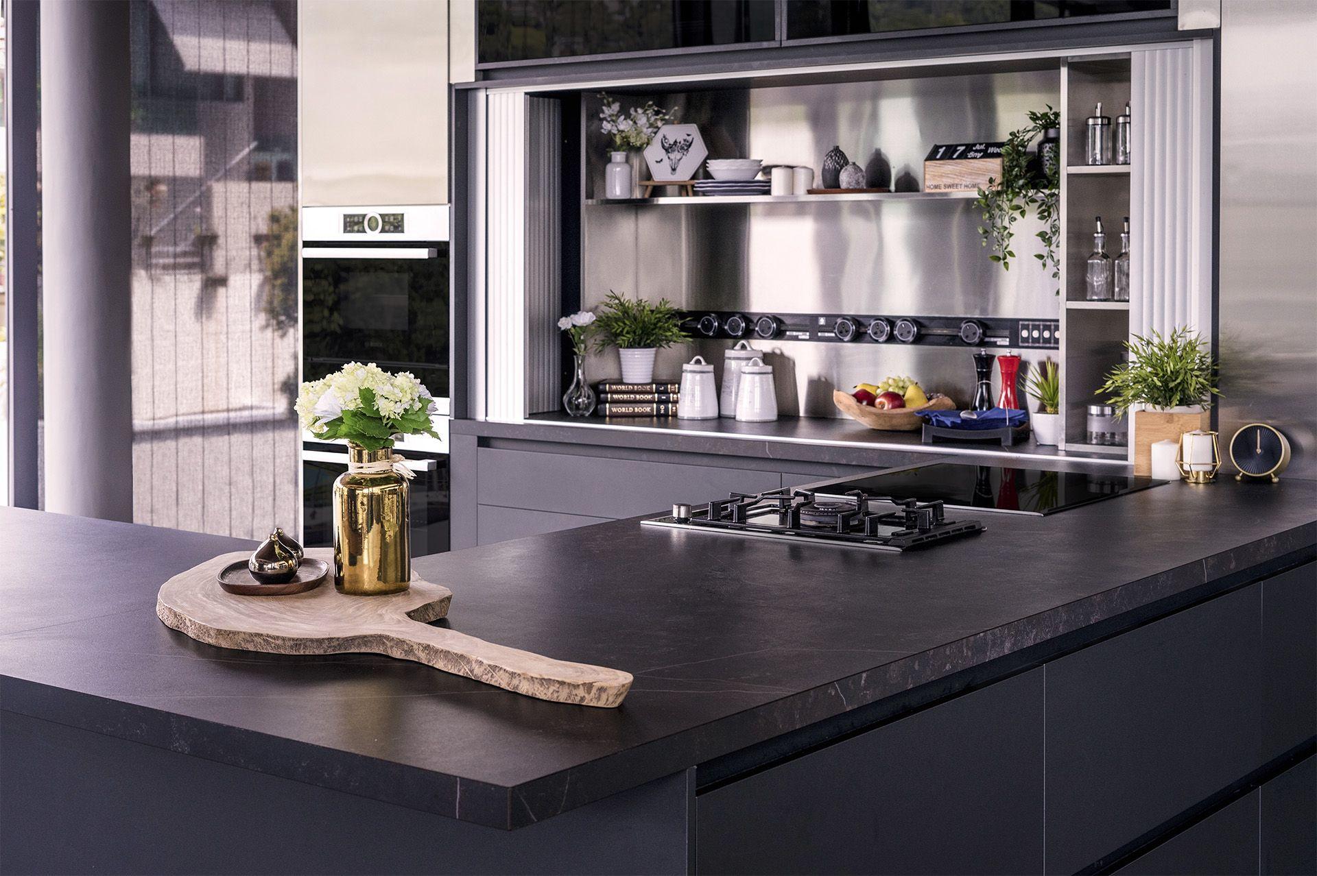 design idea kitchen electrical furniture sockets  [ 1920 x 1278 Pixel ]